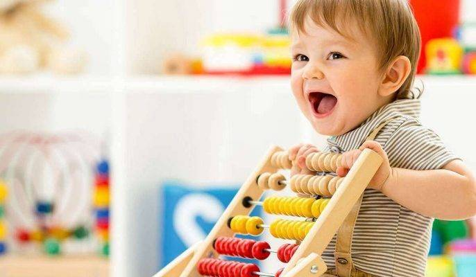 نظام تربية الطفل عمر السنة ونصف