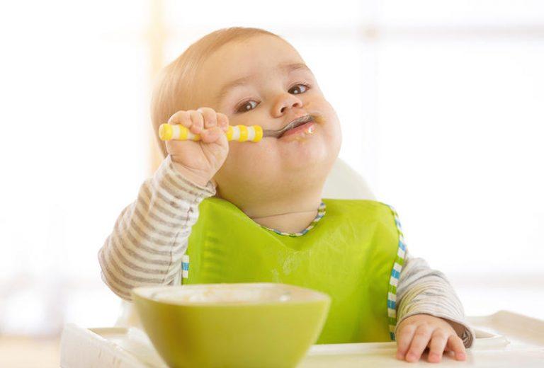 غذاء الطفل في عمر السنة ونصف المناسبة له