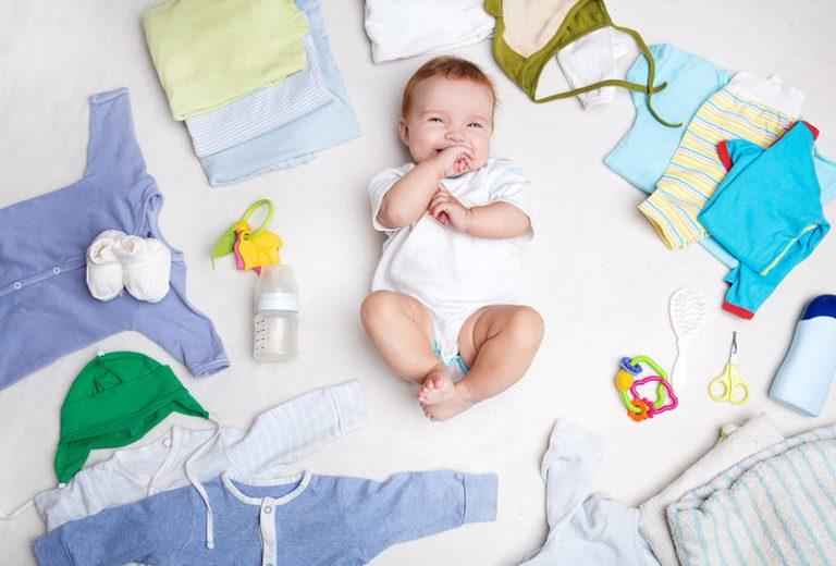 ما هي مستلزمات البيبي حديث الولادة؟