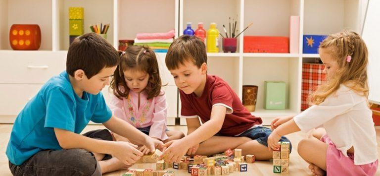 هل يمكن تعديل سلوك الاطفال باللعب؟