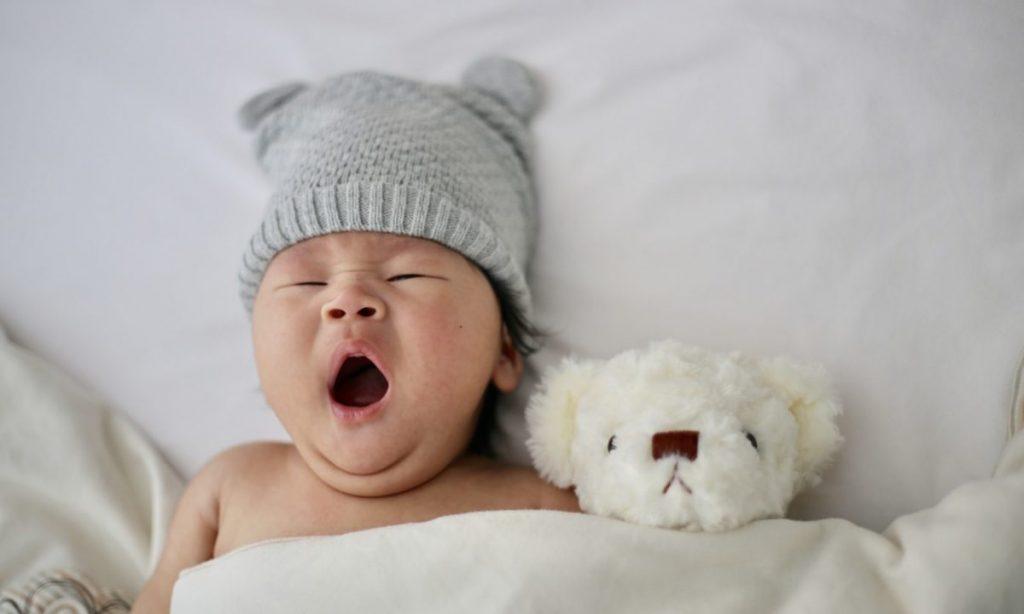 كيف أشارك النوم مع طفلي؟