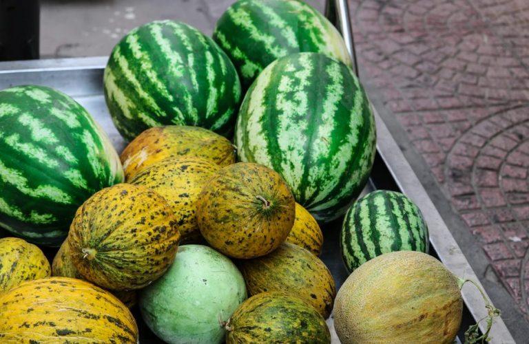 فوائد البطيخ الاصفر للحامل