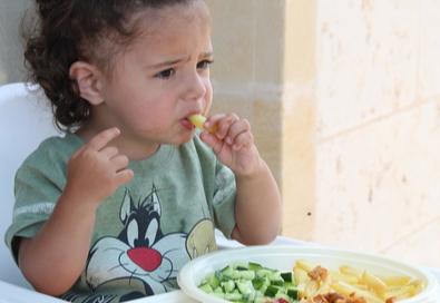 مأكولات فاتح شهية للأطفال